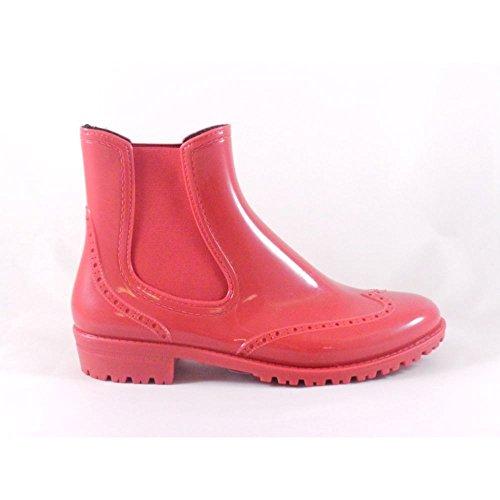 Rohde - Botas para mujer rojo Red