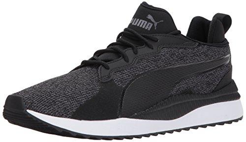 Puma Mens Pacer Nästa Tw Stickad Sneaker Periskop-puma Black