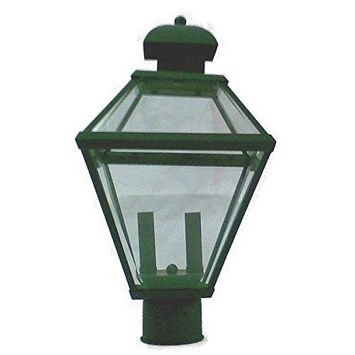 Portfolio Castle Creek 18-in H Mystic Black Standard Post Light Item#337208 Model#LWS1601D UPC#611728189351