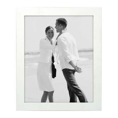 8x10 tabletop frame white - 7