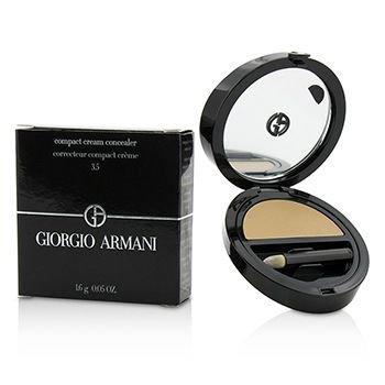 Giorgio Armani Compact Cream Concealer - # 3.5 1.6g/0.05oz - Giorgio Armani Concealer