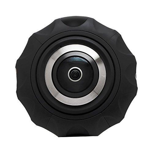 TechComm X720 VR 16 MP 720 Degree Panoramic Fish Eye Action Camera [並行輸入品]   B07CPL8J9J
