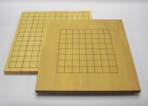囲碁盤 新かや5号9・13路盤(表13路盤・裏9路盤) 梅商碁盤店