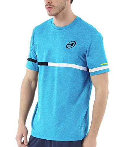 Bull padel Camiseta BULLPADEL INTRIA Azul: Amazon.es: Deportes y ...