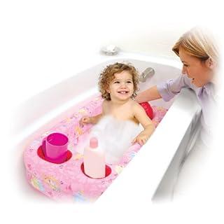 Disney Princess Inflatable Safety Bathtub, Pink