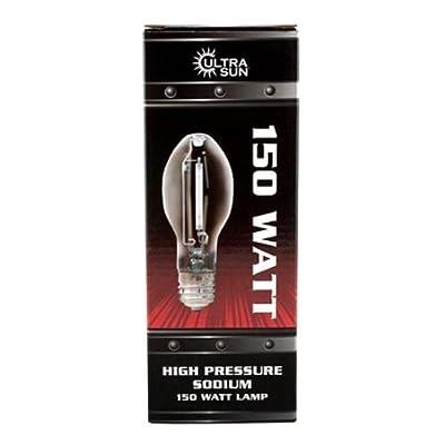 Ultra Sun High Pressure Sodium Lamps