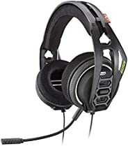 Plantronics Gaming Headset, RIG 400HX Stereo Gaming Headset for Xbox with Noise-Cancelling Mic and Performance
