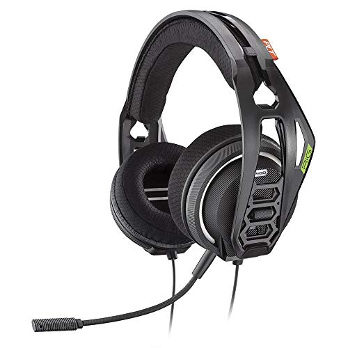 Plantronics Gaming Headset, RIG 400HX Stereo Gaming Headset for Xbox with Noise-Cancelling Mic and Performance Audio (Renewed)