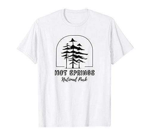 Hot Springs National Park TShirt - Souvenir Arkansas Gift