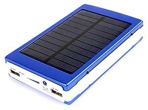 Power Bank solar powered capacity of 20000 mAh item No 910-2