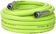 "Flexzilla Garden Hose, 5/8"" X 50', Heavy Duty, Lightweight, Drinking Water Safe-"