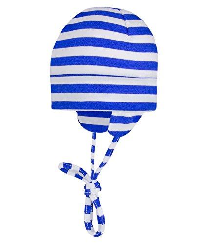 Döll Bindemütze Jersey - Gorro Hombre Blau (victoria blue 3690)