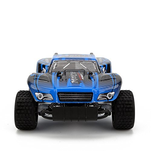 RC Cars, Rabing Remote Control Vehicle 1:18 Scale High Speed Off-road Truck with Rechargeable Batteries