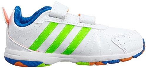 adidas Snice 3 CF I - - Unisex Niños Blanco / Multicolor