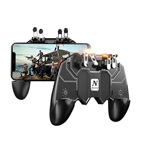 Replacement for iPAD Tablet PC Touch Gaming Trigger Shooting Game Joystick Gamepad Phone Game Shooter Controllers Zerama Car Electronics & Accessories