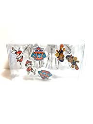 Paw Patrol Shower Curtain Hooks