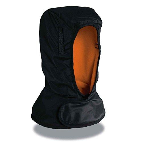 N-Ferno 6842 Hard Hat Winter Liner, Thermal Fleece Lining, Shoulder Length - Liner Hat Hard Fleece
