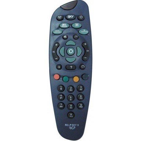 Controle Receptor Sky Rc 1640, 026-8083, C0808