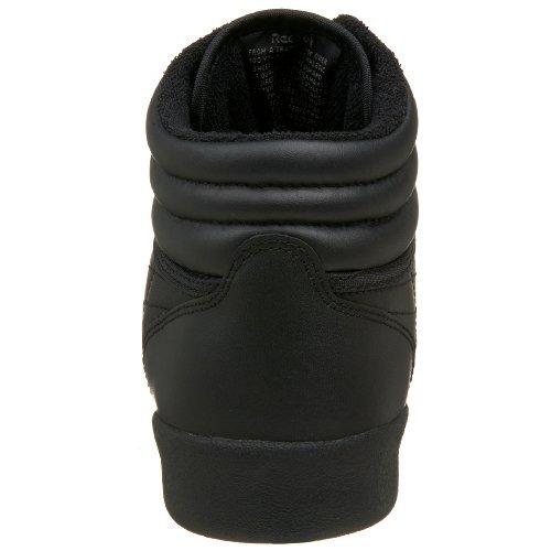 Reebok Freestyle High Schwarz 72-50164 Größe Euro 29 / US 12 / Uk 11,5 / 18 cm
