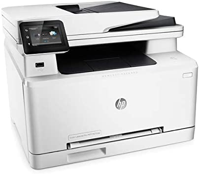 Amazon Com Hp B3q11a Bgj Color Laserjet Pro Mfp M277dw Printer Renewed Electronics
