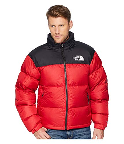 The North Face Men's 1996 Nuptse Jacket TNF Red NF0A3C8D682 (Large)