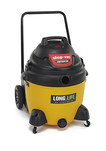 Shop-Vac 9591810 2.0 Peak HP 2 Stage Wet Dry Vacuum, 18-Gall