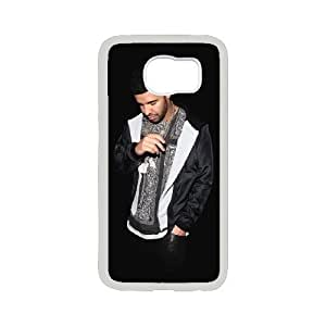 Custom High Quality WUCHAOGUI Phone case Singer Drake Protective Case For Samsung Galaxy S6 - Case-10