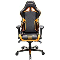 DXRacer OH/RV131/NO Black & Orange Racing Series Gaming Chair