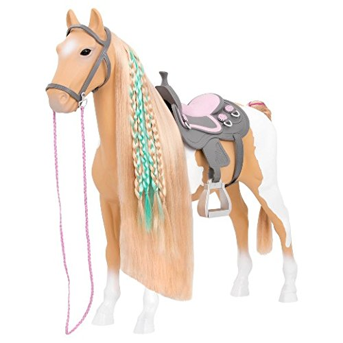 Our Generation From Hair to There Palomino Paint Horse