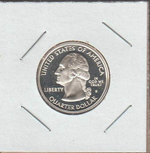 2004 S Washington State Quater, Michigan Quarter Superb Gem Proof DCAM US Mint
