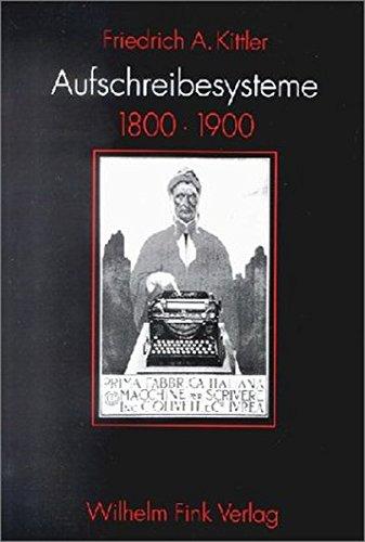 aufschreibesysteme-1800-1900