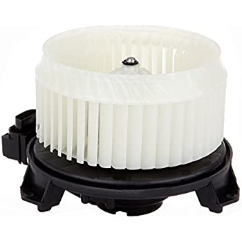 Amazon com: SCITOO ABS Plastic Heater Blower Motor w/Fan HVAC