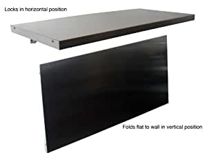 Stainless Wall Mounted Folding Workbench 41 Quot W X 20 Quot D