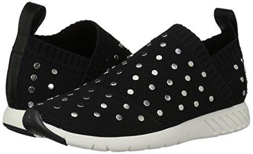Dolce Vita Women's Bruno Sneaker, Black Knit, 7.5 Medium US by Dolce Vita (Image #6)
