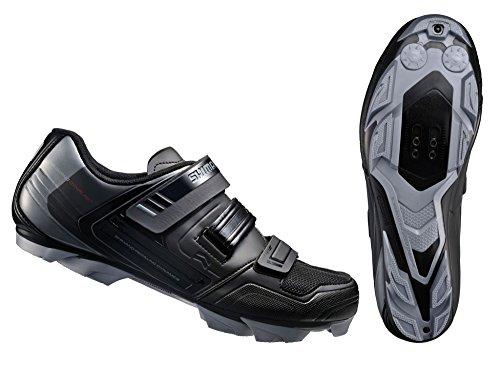 Bicicletta Mountain Bike scarpe Shimano SPD SH-XC31L Colore nero taglia 43