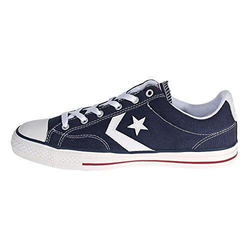 Marineblau 52 289161 Unisex Ox Converse Sneaker 10 Sp Erwachsene Canv Weiß Core xvnn1qX