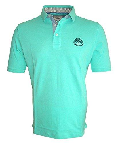 Baileys Polo-Shirt Piqué SINCE grün Gr. M bis 4XL 315271-17