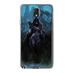 Bumper Hard Phone Cover For Samsung Galaxy Note 3 (Yym20703ZkkH) Provide Private Custom Stylish World Of Warcraft Series