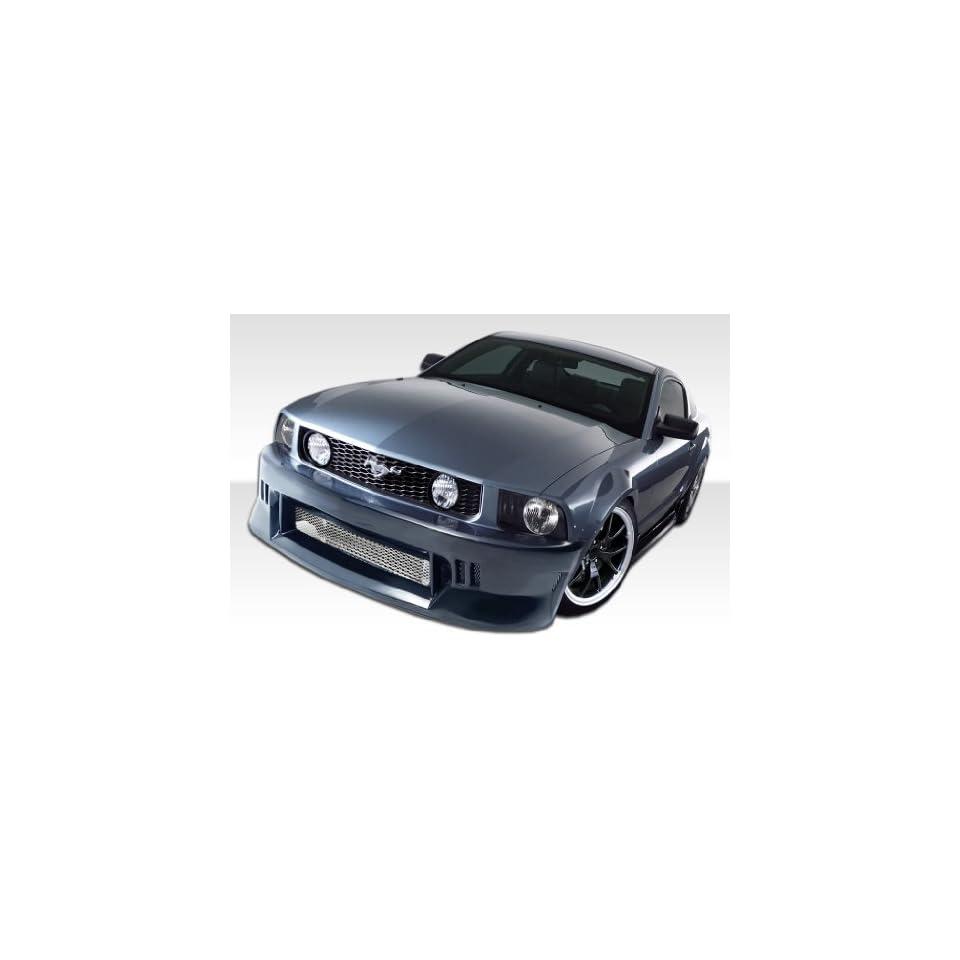 2005 2009 Ford Mustang Duraflex Hot Wheels Kit   Includes Hotwheels Front bumper (106135) GT Concept Sideskirts (103636) Hotwheels Rear bumper (106137)