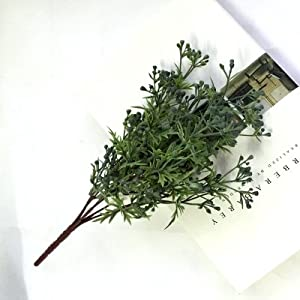 FYYDNZA Mini Dwarf Pearl Grass Water Aquatic Plant Moss Aquarium Grass Artificial Flowers 1