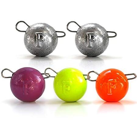 FANATIK Jig Heads Cheburashka Ball 1-75g Fishing Lures