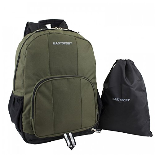 eastsport-classic-backpack-free-drawstring-army-green