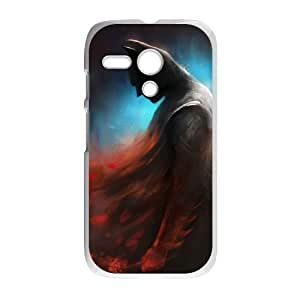 Batman Motorola G Cell Phone Case White VC152510