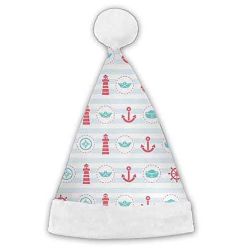Creative Costumes Color Guard (HEURFJU Lifeguard Funny Creative Kawaii For New Year?? Day For Baby Christmas Hat Santa Hat)