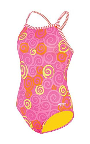 5af68b3758 Amazon.com   DOLFIN Womens Uglies Calisto V2 Back One Piece Swimsuit ...