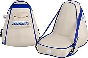 Amazon Com Sea Eagle Deluxe Inflatable Kayak Seat Sports