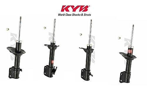 KYB KIT 4 FRONT & REAR shocks / struts 1995 - 99 TOYOTA Celica (Toyota Kyb Model)