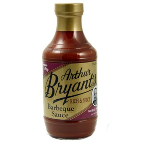 Arthur Bryant's Rich and Spicy - Bbq Kings Sauce