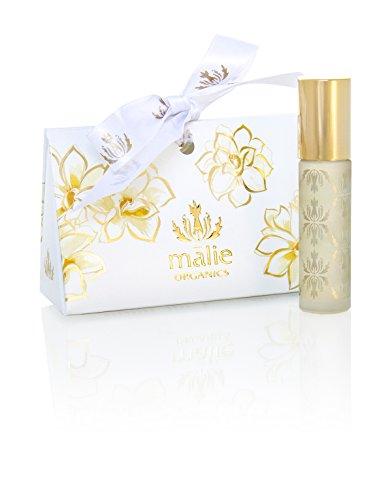 Malie Jasmine Perfume (Malie Organics Roll on Perfume Oil -)