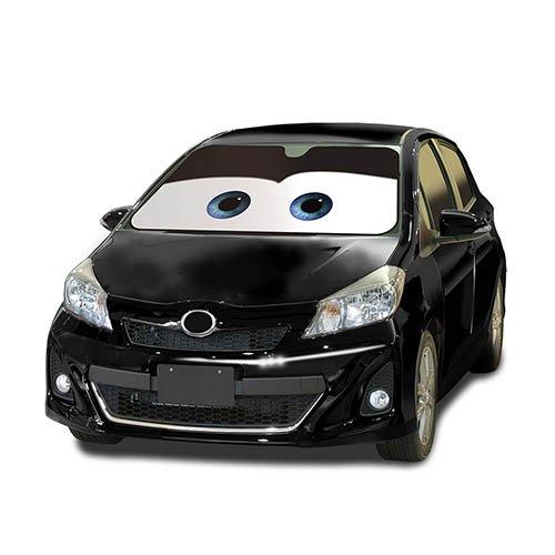 Napolex Disney Pixar Cars Lightning Mcqueen Front Car Windshield Sun Shade    Black  Amazon.co.uk  Car   Motorbike 77970b4b2b8